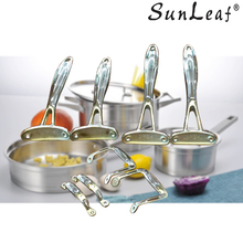 Precision casting cookware parts stainless steel cookware pot handle