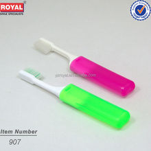 travel office horn handle shaving orthodontic toothbrush