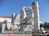 High quality plaster of paris powder production line
