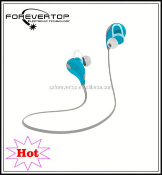 Different color to choose single ear bluetooth earphone