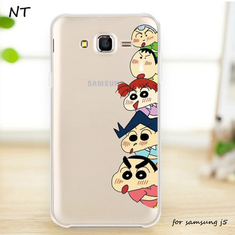 cartoon design PC hard stylish mobile phone back cover for samsung galaxy J7 J5 J3