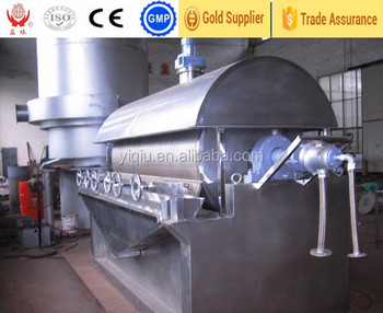 HG Series scraper drum dryer for wheat starch