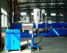 PVC/PE/ABS/PP Co-Extruder Plastic Technical Co-Extrusion Machine