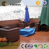 Waterproof balcony interlocking flooring outdoor