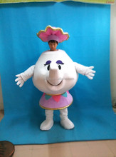 Polyfoam Moving Kettle Mascot Costume / Plush Customized Cosplay Costume