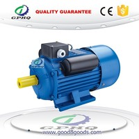 YC80M1-2 0.37KW 0.5CV 110V/220V 2800RPM 50HZ single phase cast iron body electric motor