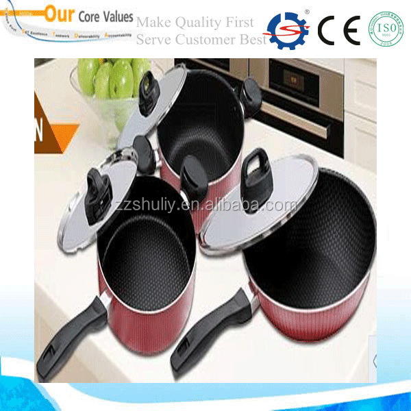 10pcs stainless steel kitchen ware of home utensils for cooking and boiling with cheap price