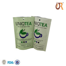OEM plastic food packaging custom tea bags for loose tea