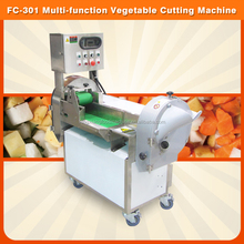 Professional Stainless Steel Multi-functional Leek Cucumber Potato Slicing Cutting Cutter Machine