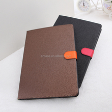 Fashion color style stand new for ipad pro new 2017 flip pu leather cover case for ipad pro9.7