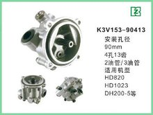 hydraulic excavator commerical gear pump KATO, DAEWOOoil pump