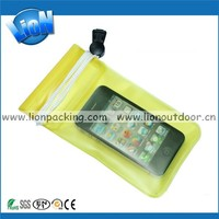 Waterproof Bag Case for iPhone Samsung HTC Blackberry iPod Touch Cell Phone MP4