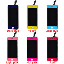 100% Original lcd for iphone 5 lcd, for iphone 5 lcd screen, for iphone 5 screen