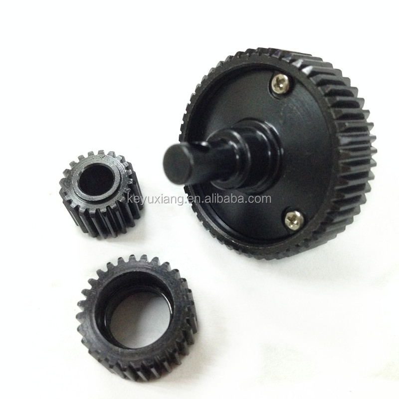 racing car accessories bevel gear set for axial SCX-10