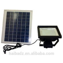 stainless steel 100 watt solar led flood light huizhuo lighting