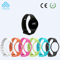 Latest Watches Pedometer Band Silicon Wristband Phone Accessories Android Smart Watch