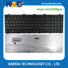 Original laptop internal keyboard for Fujitsu A530 AH530 AH531 US keyboard