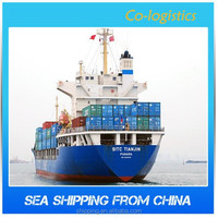 container shipping price from Shanghai China to Dubai Skype: colsales03