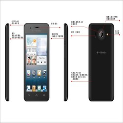 Cheap price 4.5 inch dual camera 2G phone call android mobile phone