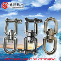 High quality stainless steel swivels for sales