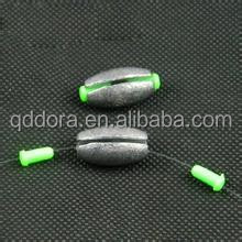 China tungsten fishing leading sinker for sale