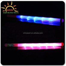 Cheap Wholesale biodegradable led flashing light glow stick for promotional