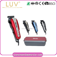 Alibaba best selling products good quality rechargeable hair clipper