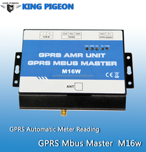 GPRS M-Bus Master ARM9 MCU and industrial GPRS Engine communication between monitoring center and M-Bus, RS232,RS485