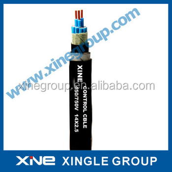 Double PVC Steel Tape Armoured Control Cable
