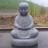 Factory direct wholesale stone baby buddha statue for sale