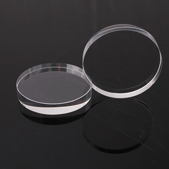 High Purity Quartz Glass final manufacturer Polished Surface Uv Quartz Glass Plate