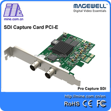 Wholesale high quality DV/TV/VHS Video AV DVD SDI Capture Card