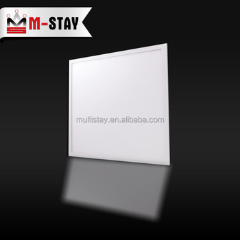 595*595mm factory led panel light high quality SDM 2835 CE IP44 Aluminum cover