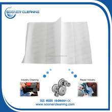 microfibre factory made heavy duty industry nonwoven cleaning wipes
