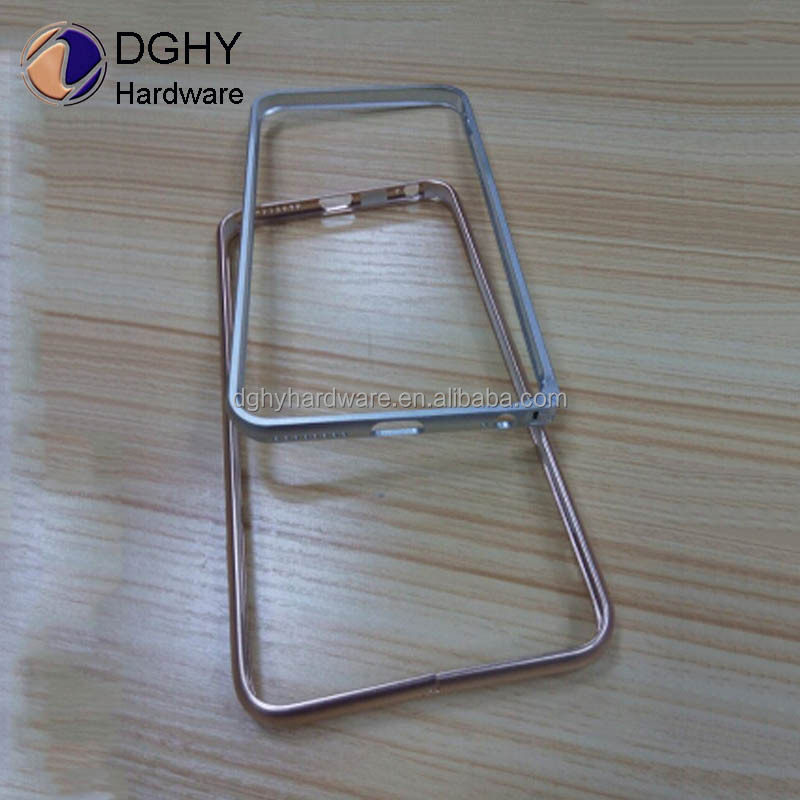 Metal hard cases for iphone 6 aluminum hard case for iphone 6