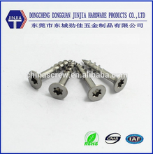 factory stainless steel self tapping screw JIS wood screw