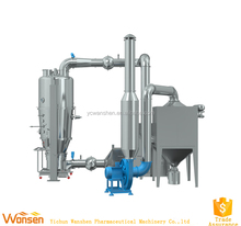2018 new type fluid bed dryer and granulator from China top manufacturer (FG Series)
