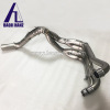 Wholesale price titanium flexible exhaust pipe