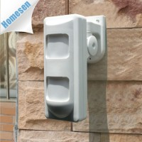 IP65 Waterproof Anti Masking Outdoor Dual Tech Motion Detector