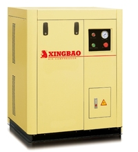 silent air compressor with 7.5KW/10HP 900L/min CE certification QW-0.90