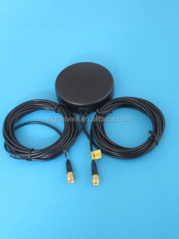 Factory Supply GPS glonass antenna External 1575.42/1602MHz Antenna lowrance point-1 gps/glonass antenna