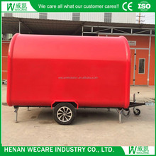 Hot Sale Fast Food Kiosk Churros Food Cart From China Food Trailer Supplier