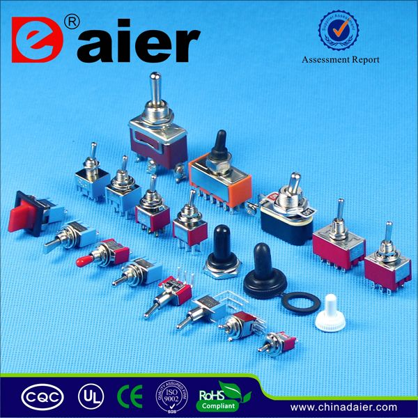 Daier american toggle switch