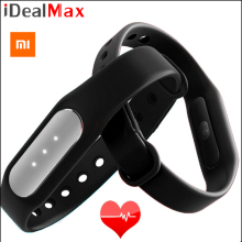 Hot New Original Xiaomi Mi Band 1S Bracelet 1 S With Heart Rate Monitor Bluetooth Smart Wristbands for Android/ iOS