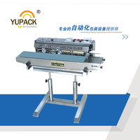 Automatic Console Continuous Band Sealer With Solid-Ink Printing