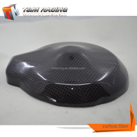 CARBON FIBER FRONT NOSE COWLING FAIRING for YAMAHA R6 06-11 Alternator cover