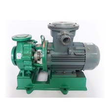 IHF(D) small centrifugal pump, plastic