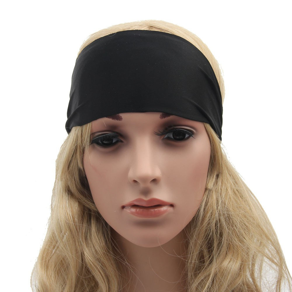 Wide Yoga Boho Running Womens Headwrap