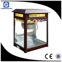 Fast Food Equipment Automatic Used Popcorn