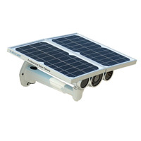 Wanscam HW0029-3 AP Function No need Cable Outdoor 1MP Battery Inside 720P Solar Wireless Security Camera